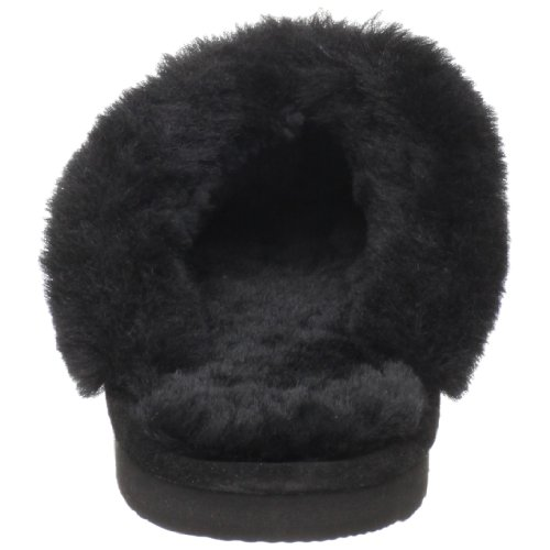 Slide Ii Women's Black Slipper Loki BEARPAW 06TAx