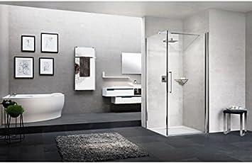 Novellini Young 2.0 G (+ F) puerta de ducha giratoria para ...