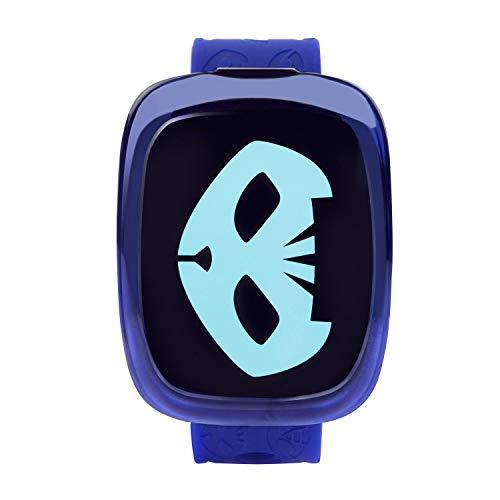 41Tu2YVA6vL - VTech PJ Masks Super Catboy Learning Watch, Blue