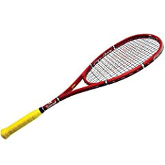 The Fury, Harrow newest high performance racquet. This racquet is designed, endorsed and used by current us #1 and world #4 natalie grainger. Natalie relies on the best equipment to keep her at the top of the WISPA rankings so if the perfect ...