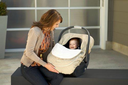 Amazon Jj Cole Car Seat Cover Khaki Baby