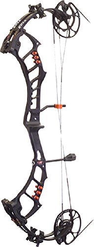 17 Bow Madness Epix Bow Only Right Hand 29″ 60# Black