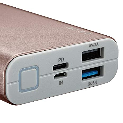 CANYON Power Bank Type-c, TPBQC10 Tecnología de Carga rápida ...