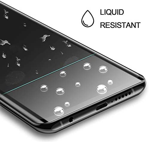 2-Pack + 1 More for Practice Galaxy S20 HD Screen Protector Compatible with Samsung Galaxy S20 S20 Ultra Flexible Film Full Coverage Bubble Free Touch Friendly Fingerprint Scanner Plus and Ultra