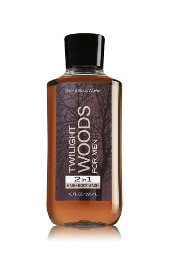 ilight Woods 2 in 1 Hair Wash Shower Gel 10oz ()