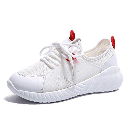 5 BalaMasa Blanc Sandales 36 Femme Compensées APL10380 Blanc 7qa7wpCg