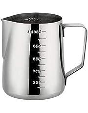 Estance Steel Milk Pitcher - Size 550 ml