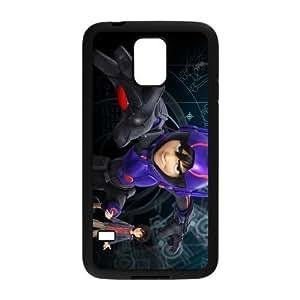 Big Hero 6 FG0084589 Phone Back Case Customized Art Print Design Hard Shell Protection SamSung Galaxy S5 G9006V