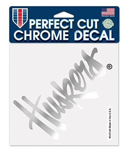 Huskers Decal - NCAA Nebraska Huskers Officially Licensed 6