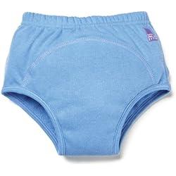 Bambino Mio, Potty Training Pants, Blue, 3+ Years