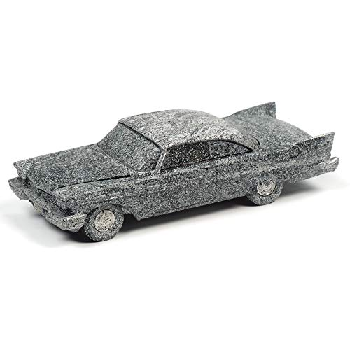 Auto World 1958 Plymouth Fury Christine After FIRE 1/64 Scale AWSP040