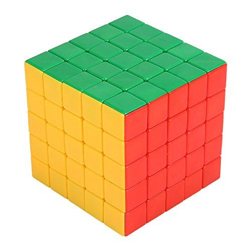 QiYi MoFangGe Snow Leopard Stickerless Speed Cube Puzzle (1 Piece)