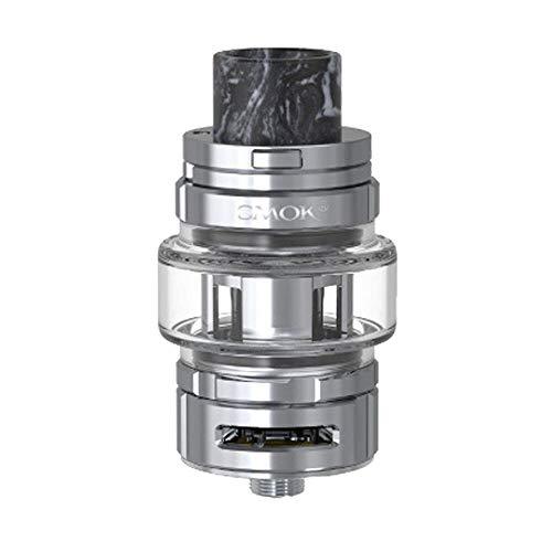 Smok TF Tank Clearomizer Set | subohm-fähig | Top Filling | Tankvolumen: 6 ml – Farbe: silber