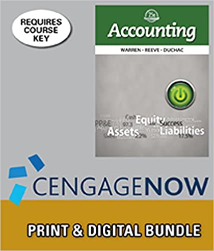 Amazon bundle accounting loose leaf version 25th bundle accounting loose leaf version 25th cengagenow 2 term printed access card 25th edition fandeluxe Choice Image