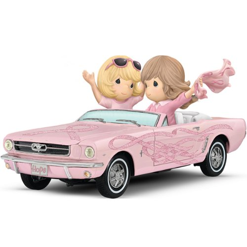 Ford Precious Moments Figurine: On The Road To A Cure by The Hamilton Collection ()