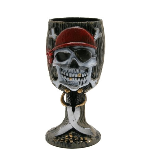 [Pirate Goblet] (Pirate Theme Party Costumes)