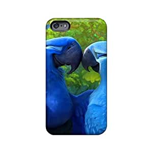 Marycase88 Iphone 6plus Bumper Hard Phone Covers Custom Colorful Rio 2 Pictures [LXX11809ZFPS]