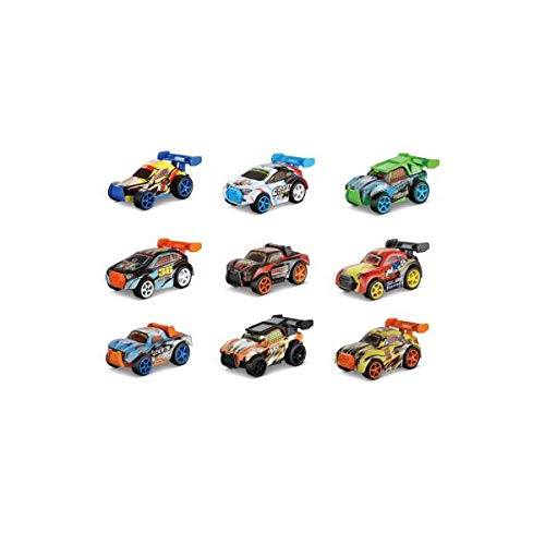 (Maisto-NXS Racers in Blister, Multi-Colour, 3.md17396)