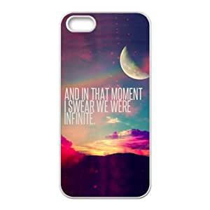 And In That Moment Hot Seller Stylish Hard Case For Iphone 5s