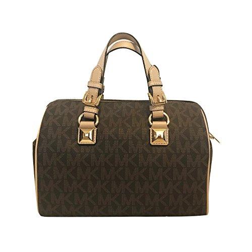 Michael Kors Grayson Medium chain satchel (Michael Handbag Kors Grayson)