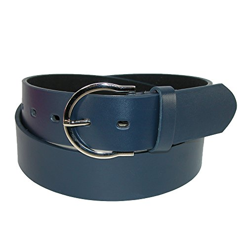 Bridle Jean Belt (CTM Womens Basic Bridle Belt, Medium,)