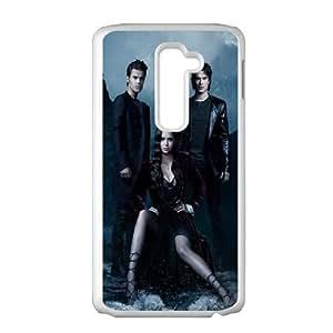 Vampire Diaries HILDA5033106 Phone Back Case Customized Art Print Design Hard Shell Protection LG G2