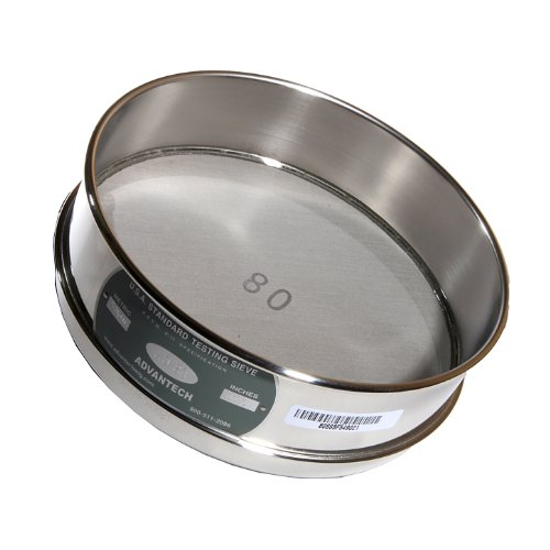 Advantech Stainless Steel Test Sieves 12 Quot Diameter 80