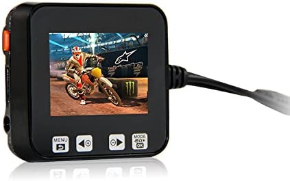 Motorcycle Action Camera For Bikers