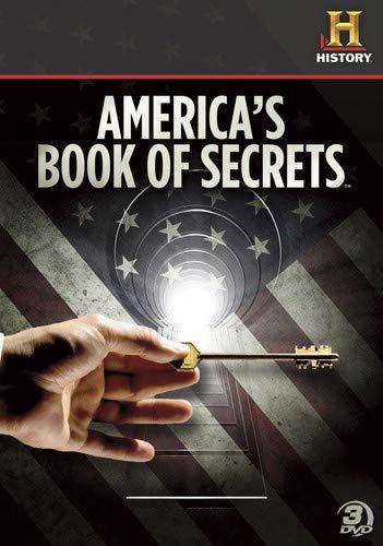 Book Of Secrets Dvd - America's Book Of Secrets: Season 1 [DVD]