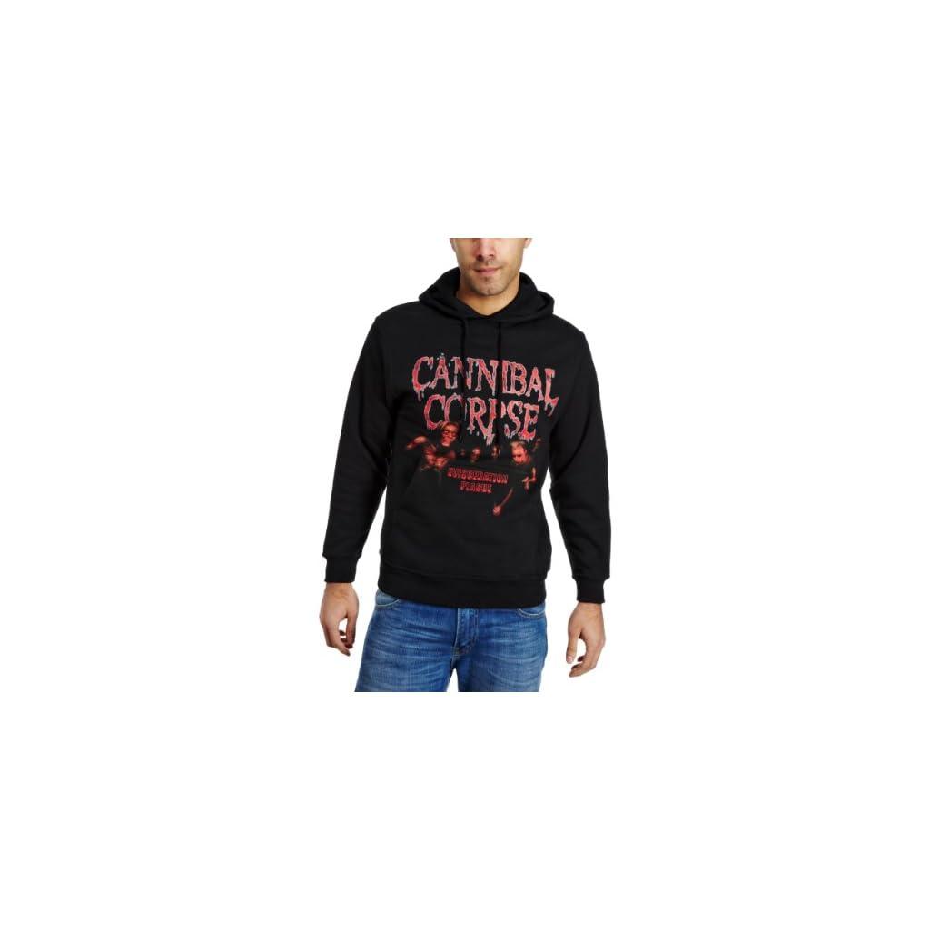 Cannibal Corps Sudadera con capucha para hombre