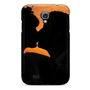 New Cute Funny Romantic Kiss Case Cover/ Galaxy S4 Case Cover
