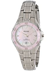 Pulsar Womens PXT899 Dress Sport Watch