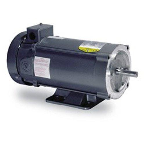 - BALDOR CD3450 56C Frame TEFC DC Motor, 0.5 hp, 1750 RPM, 3420D, F1, N