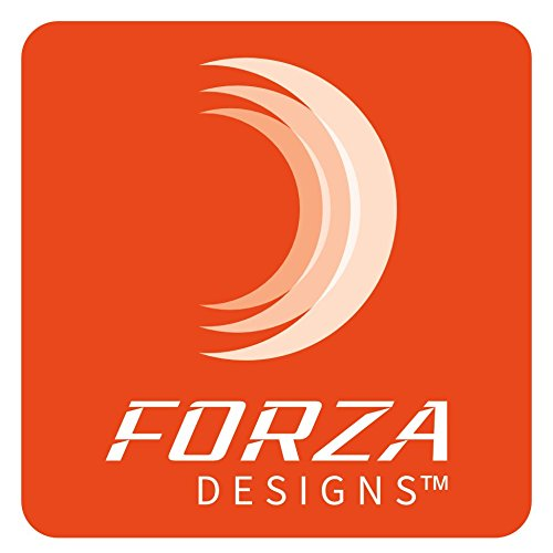 Forza Designs – Best PS4 Wall Mount | Sony PlayStation 4 Wall Mount Bracket | Video Game Console WallMount