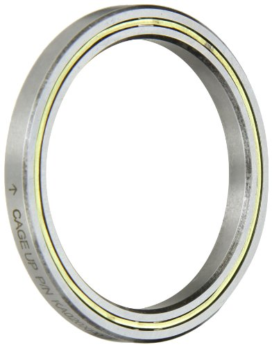 RBC KA020XP0 Thin Section Ball Bearing, Unsealed, 4-Point Contact X-Type, 2