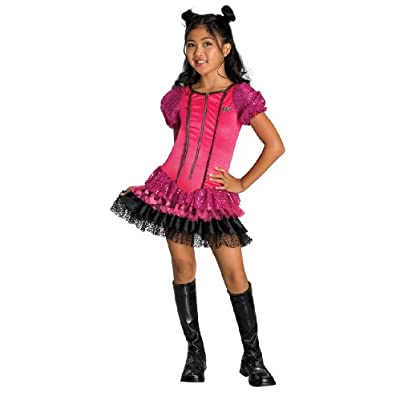 Bratz Child's Jade Costume, Small: Toys & Games
