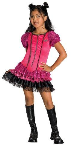 [Bratz Child's Jade Costume, Small] (Bratz Jade Kids Costumes)