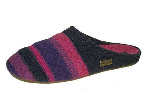 Haflinger Prisma, Women's Slippers Violett