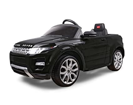 e662ab5298f6 Image Unavailable. Image not available for. Color: ZH Licensed by Range  Rover Kids Black Range Rover Evoque Ride On Car Toy with Remote