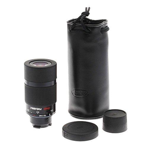 Kowa Wide Angle Zoom Eyepiece for TSN-880 and TSN-770 Series, 25-60x Black