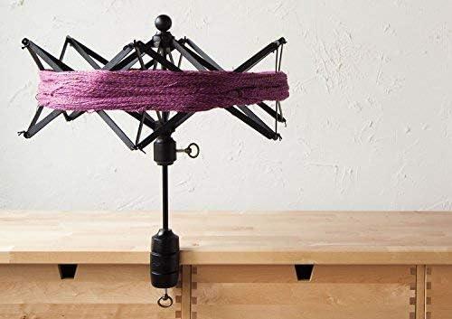 Knit Picks Wooden Umbrella Yarn Swift (Onyx)