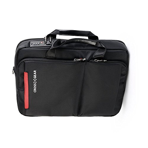 CrossGear Briefcase Combination Business CR 2803BK product image