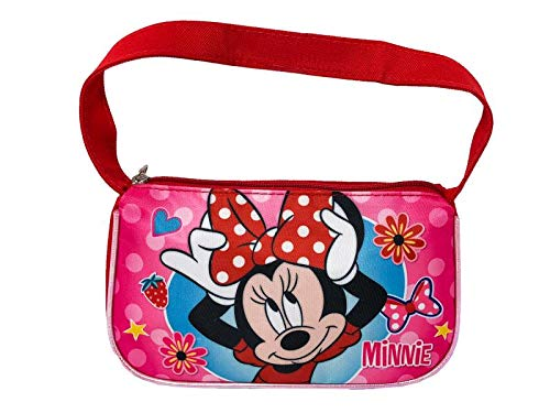 Minnie Mouse Disney Girl's Shoulder Handbag (A15749)