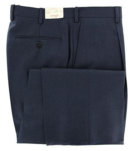 brioni-midnight-navy-blue-solid-pants-slim-38-54