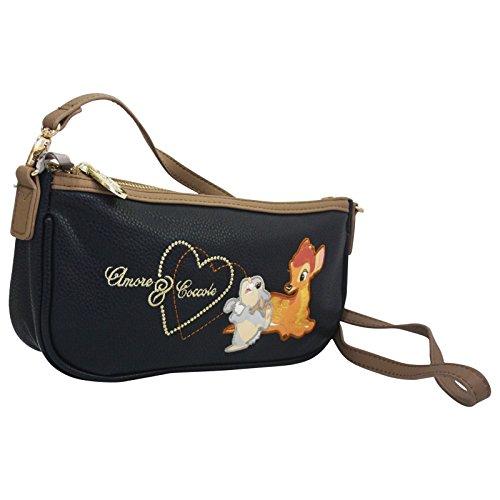 Hombro por al Disney Clutch Bambi Bolso Mujer Baguette xWA7nwX8qB