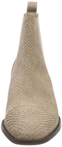 Dress Beige Bianco Chelsea sand Stivali Donna SnqxYTd4