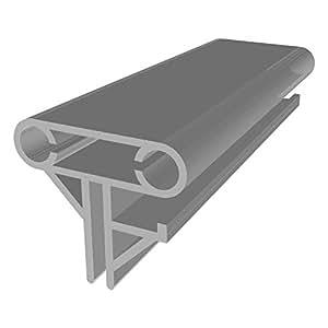 Función pasamanos gris, redondo Diámetro 6,00m