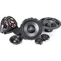 Morel Virtus 603 6-1/2 3-way component car speaker system