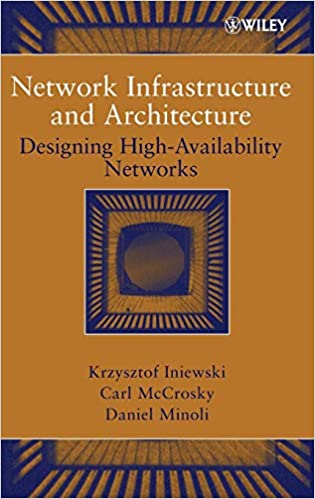 Designing High-Availability Networks Network Infrastructure and Architecture