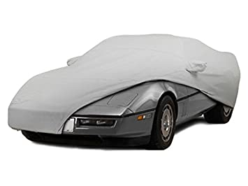 Corvette Car Cover >> Carscover Custom Fit C4 1983 1996 Chevy Corvette Car Cover For 5 Layer Heavy Duty Waterproof Ultrashield